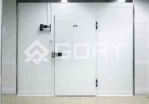komora chłodnicza drzwi