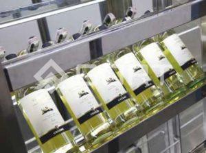 szafy na wino półki