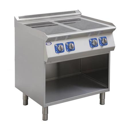 Kuchnia Indukcyjna 4 Polowa Z Szafka Gort Fabryka Maszyn