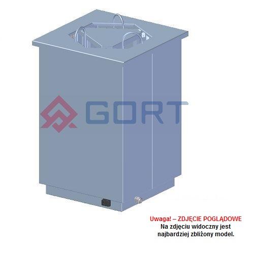 Dystrybutor talerzy DROP-IN, neutralny, śr. 190 ÷ 280 mm