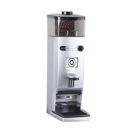 Młynek do kawy z automatycznym mieleniem Q10