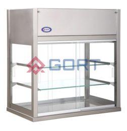 witryna chłodnicza drzwi suwane
