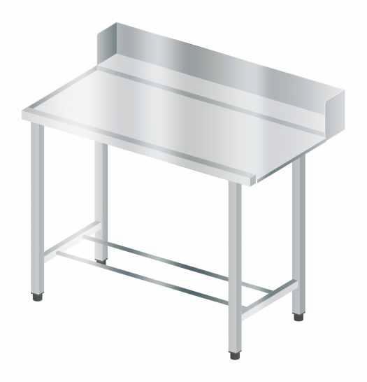 Stół załadowczy prosty
