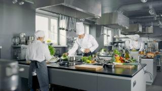 Szafa magazynowa, czyli podstawowe wyposazenie kazdej profesjonalnej kuchni
