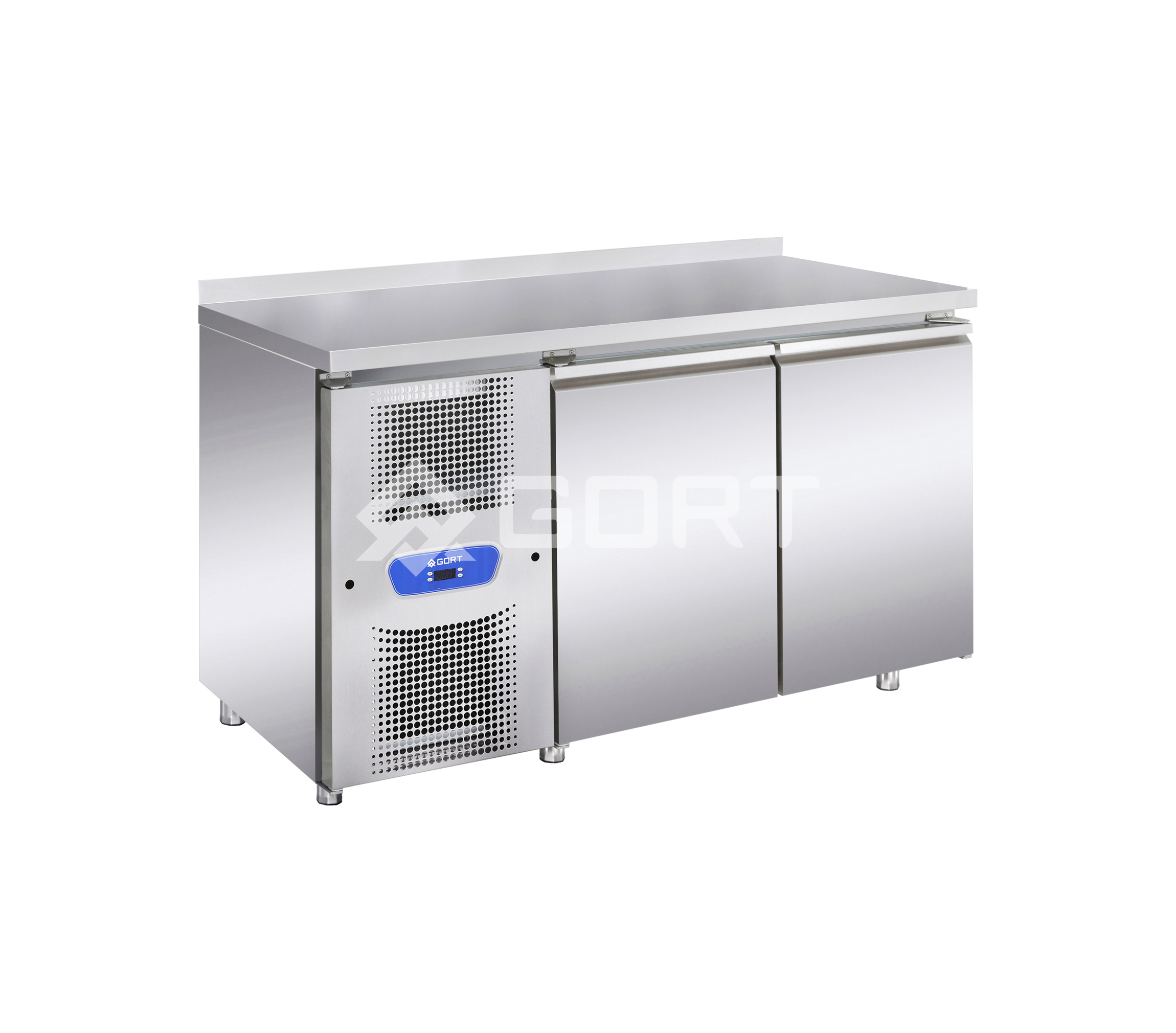 2 door refrigerated counter GN1/1
