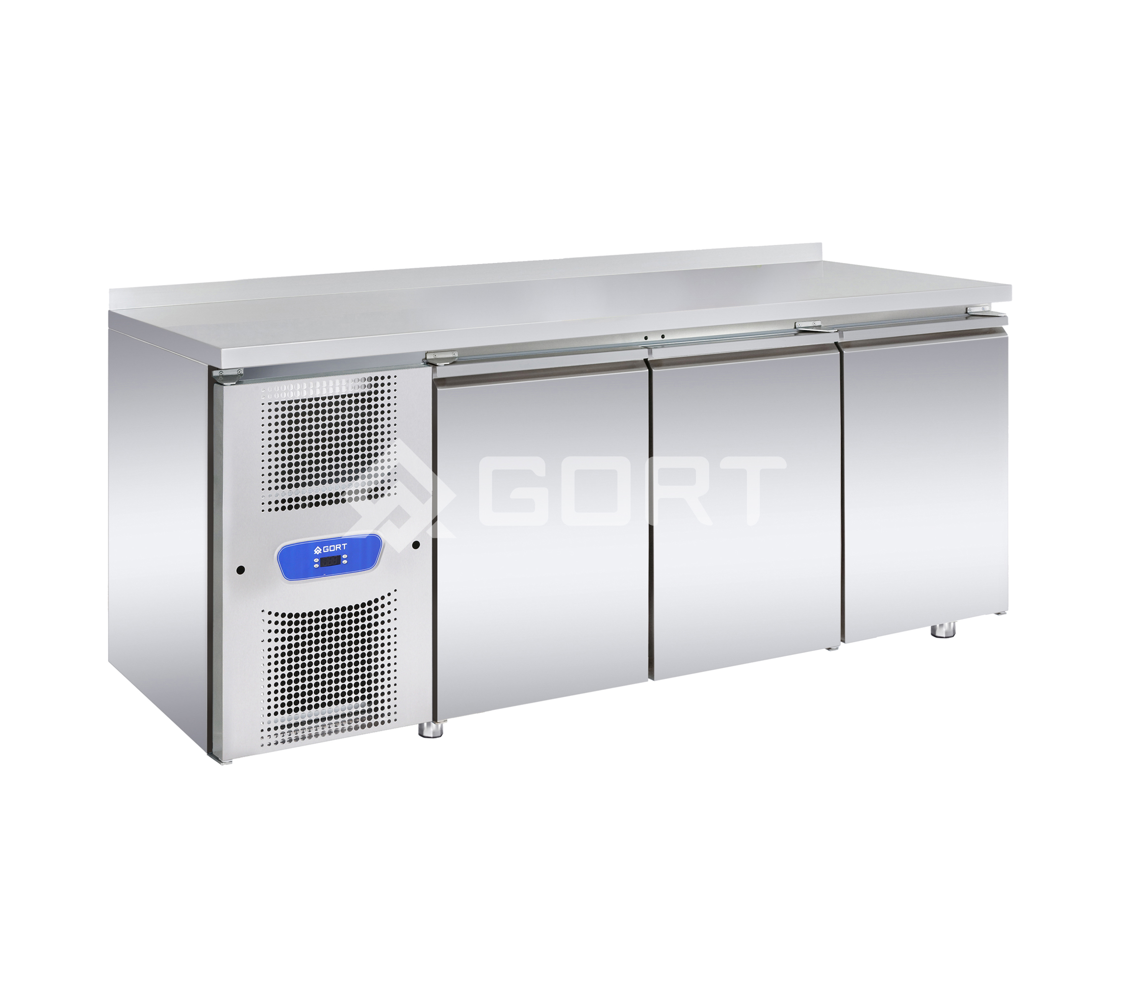 3 door refrigerated counter GN2/3