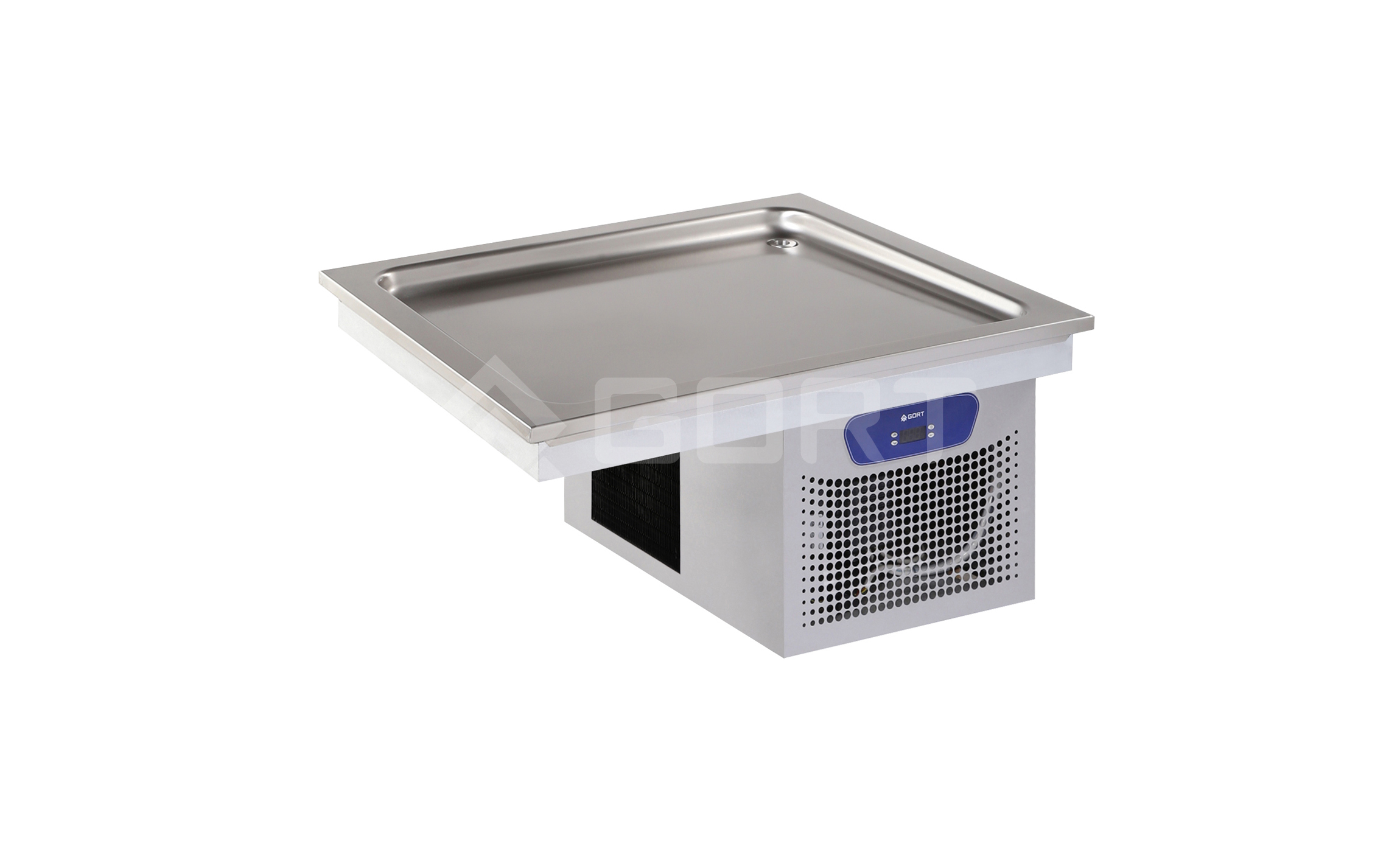 Refrigerated static top DROP-IN, 2 x GN1/1