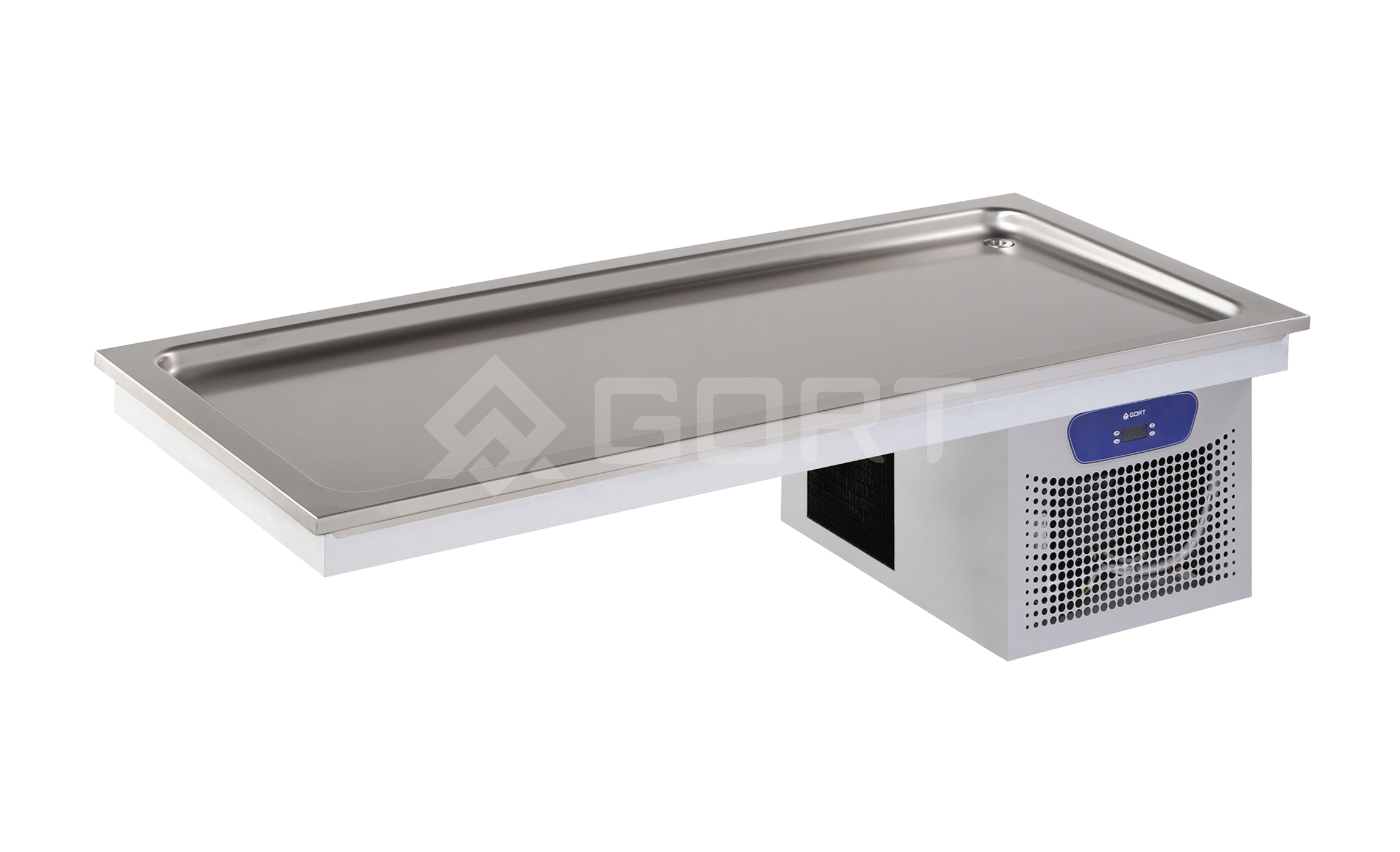 Refrigerated static top DROP-IN, 4 x GN1/1