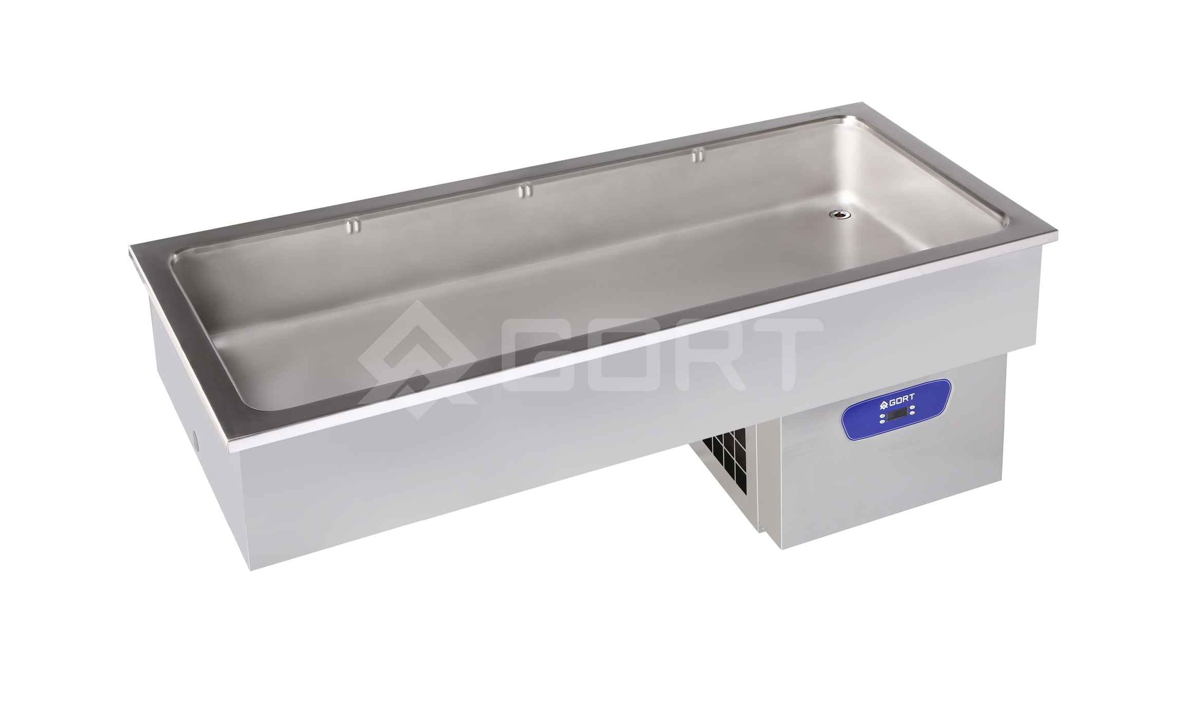 Refrigerated static well DROP-IN, 4 x GN1/1