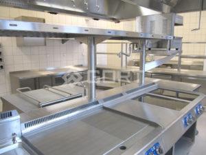 Gort pot rack system