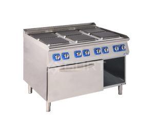 kuchnia elektryczna z piekarnikiem